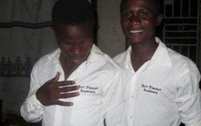Grant Winning Young Recycling Entrepreneur in Uganda