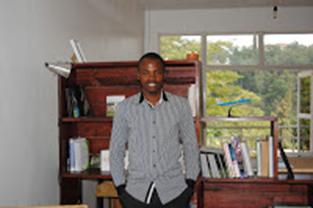 Eric celebrates 2 years with Grow Movement in Rwanda