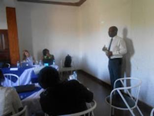 Ugandan Diaspora talks about volunteering with Grow Movement