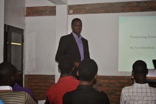 Rwanda Entrepreneurs get Advice on Raising Capital