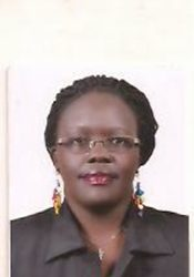 Welcoming Judith Oyella to Team Uganda